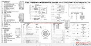 ddec iv wiring diagram series 60 ddec v mifinder co