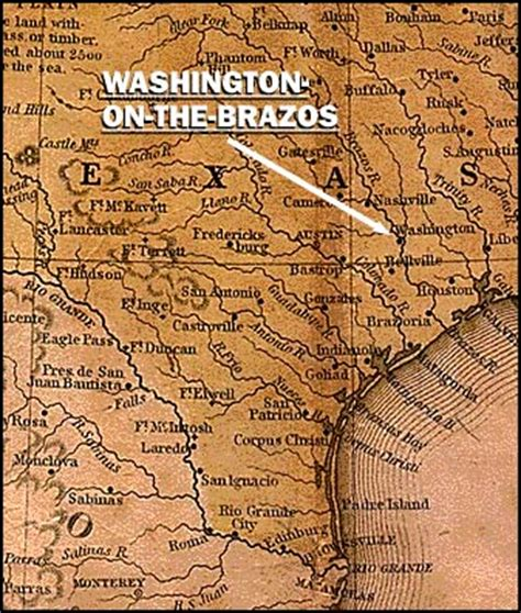 washington texas map pbs the west washington on the brasos