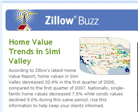 zillow simi valley home price report community home