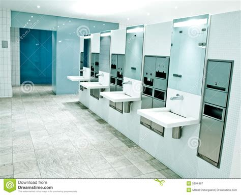rest room modern rest room at airport royalty free stock photography image 5294487