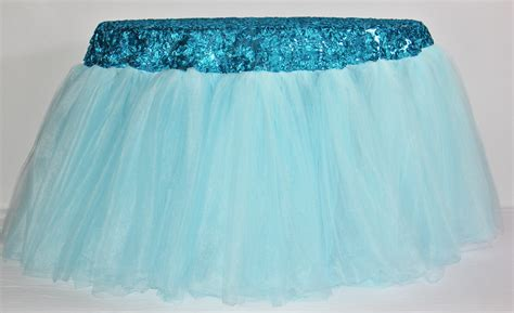 tutu table skirt for rent table skirts