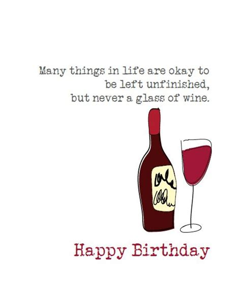 wine birthday wishes happy wine birthday related pictures funny wine cheese
