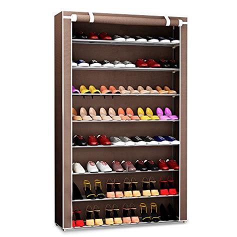 easy shoe storage 48 pairs shoe rack organizer storage bench organize your