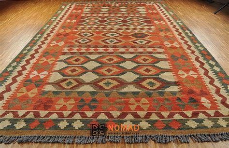 kelim teppich kelim teppich ghazni 250 x 158 cm handgewebt wolle nomad
