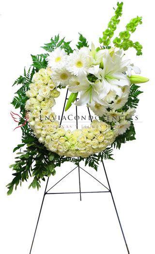 imagenes de flores para difuntos florer 237 as env 237 acondolencias finas flores f 250 nebres a