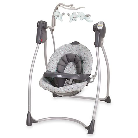 bsby swings buying guide to baby swings bouncers bed bath beyond
