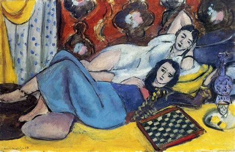 Henri Mat by The Gallery For Gt Odalisque Matisse