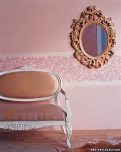 chair rail alternatives decorating with nature how to martha