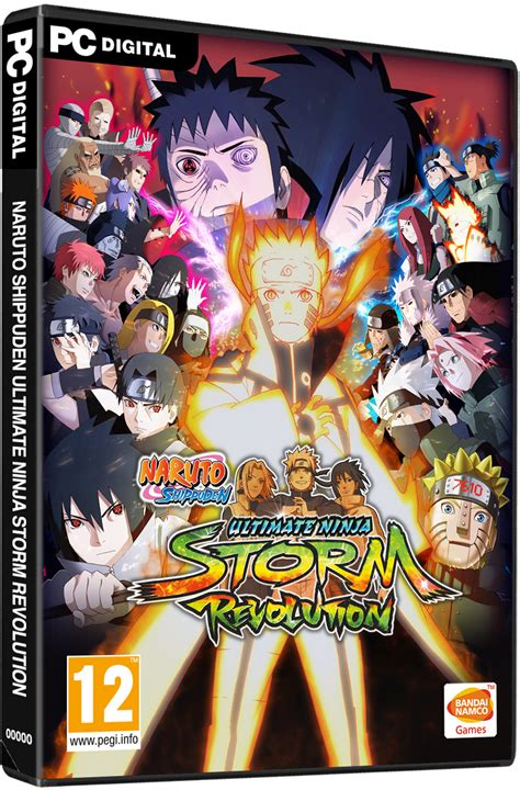 Ultimate Revolution torrent s shippuden