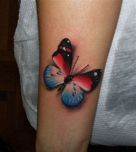 tatouage papillon tattoo 40 inkage