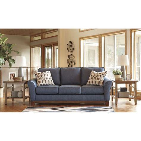 furniture janley sofa 4380738 furniture janley denim living room sofa