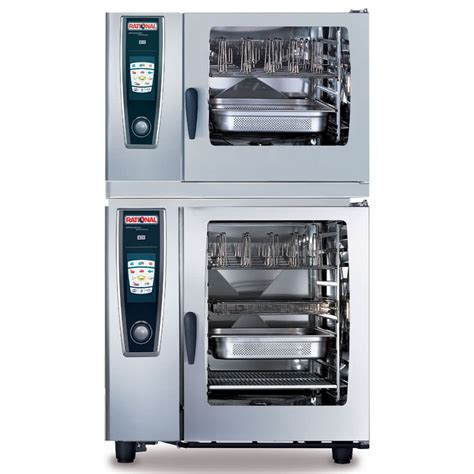 Oven Rational rational 60 71 932 stacking kit with for 62 on 102 combi duo ovens