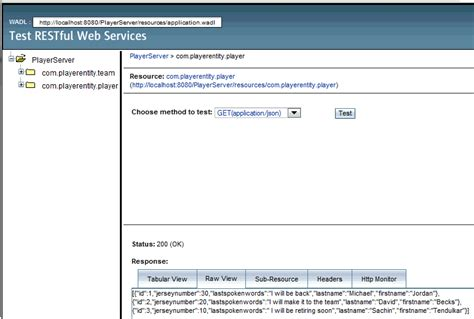 Tutorial Restful Web Services C | creating restful web services in netbeans 7 part 1