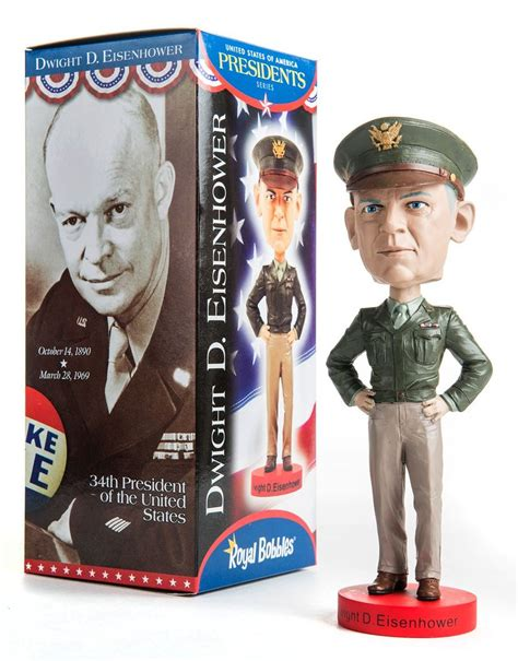 bobblehead dwight dwight eisenhower bobblehead the store at lbj