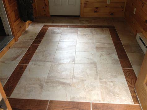 top 28 tile with wood border tile border with wood flooring 3 photos floor design ideas