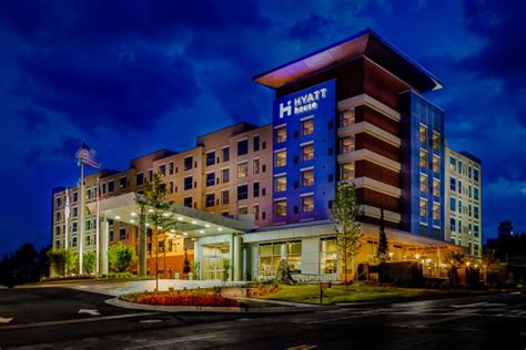 Hyatt House Atlanta by Hyatt House Atlanta Cobb Galleria Recent Work