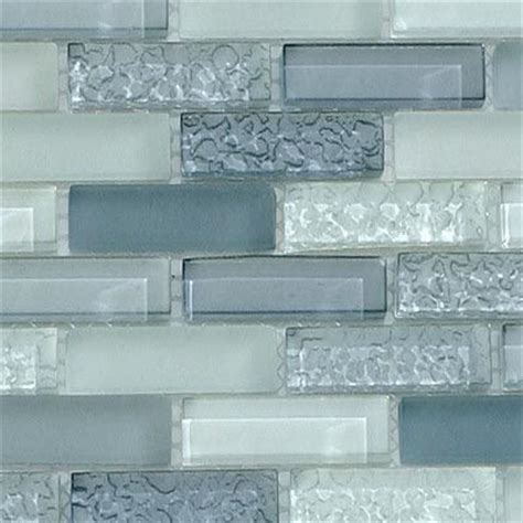 textured glass tile backsplash for the home