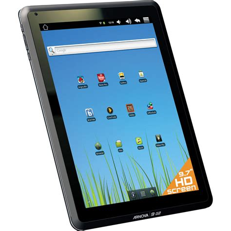 Tablet 4gb archos 4gb arnova 9 g2 tablet 501915 b h photo