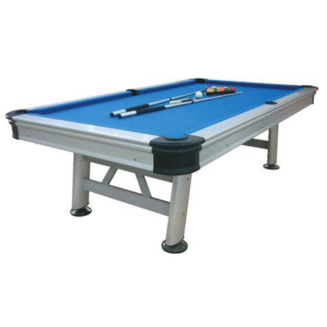 competition pool table size automaten hoffman 174 quot garden outdoor aluminium quot pool table