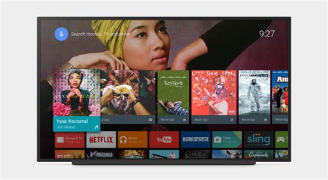 android tv introduction android tv android tv design guidelines