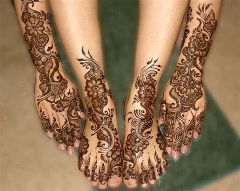womenz magazine arabic bridal mehndi designs pics
