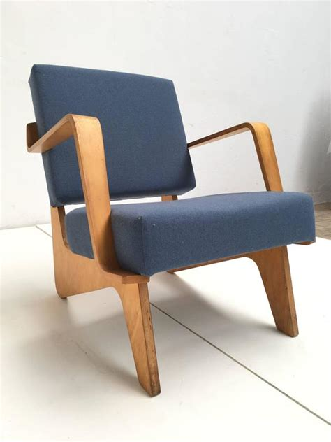 plywood armchair birch plywood fb03 combex plywood armchair by cees