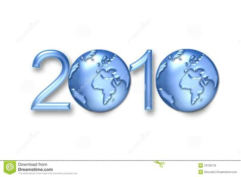 new year earth new year earth royalty free stock photos image 10726178