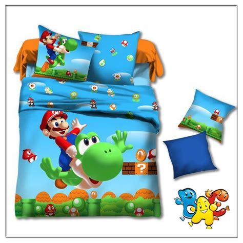 mario comforter set popular super mario bedding buy cheap super mario bedding