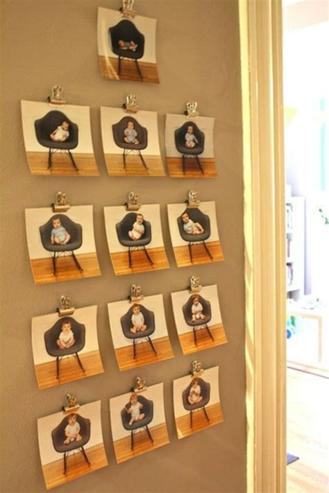 Fotos An Wand Anbringen Ohne Rahmen 6089 by 17 Ideen F 252 R Die Dekoration Mit Allt 228 Glichen Gegenst 228 Nden