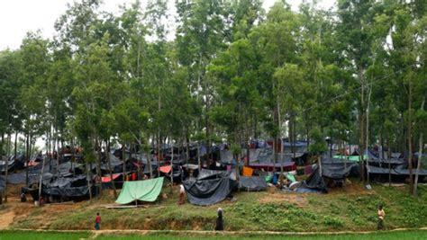 Tenda Anak Tulungagung sebanyak 80 000 warga rohingya penuhi bangladesh foto
