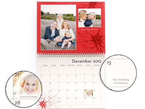 Snapfish Desk Calendar by Shutterfly 10 10 Wall Calendars For 7 And Free