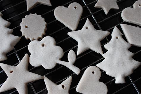 salt dough ornaments recipe simple salt dough recipe simply being