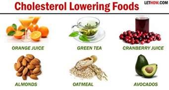 cholesterol lowering foods foods to lower cholesterol