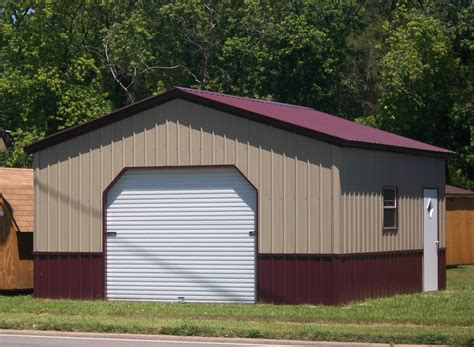 All Metal Sheds Southern Garage Packages