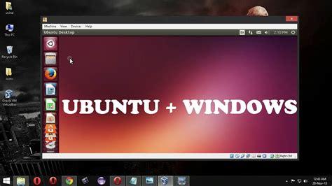 installing xp windows 10 install ubuntu 13 10 in windows 8 1 8 7 xp youtube