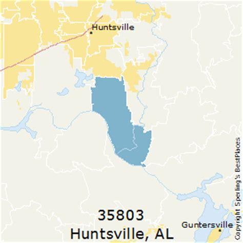 zip code map huntsville al best places to live in huntsville zip 35803 alabama