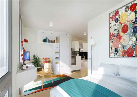 Utility Room Floor Plan london s old oak to welcome world s largest co living