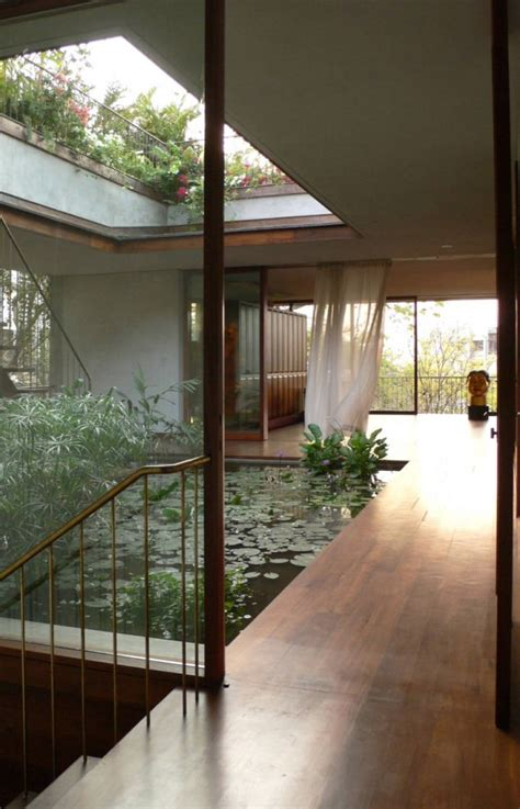 homes with interior courtyards 10 the most cool and amazing indoor courtyards digsdigs