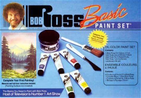 bob ross painting kit uk painting kits