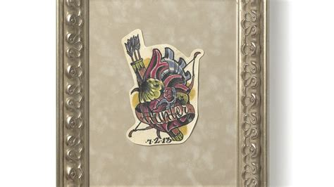 tattoo preservation it s now possible to your tattoos framed and