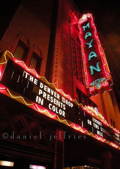 mayan theater denver downtown los angeles   los