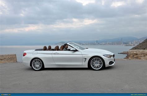 Bmw Series 4 Convertible by Ausmotive 187 Bmw 4 Series Convertible Revealed