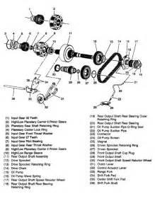 rebuilt np246 transfer rebuild kits and parts plus parts illustration quality parts