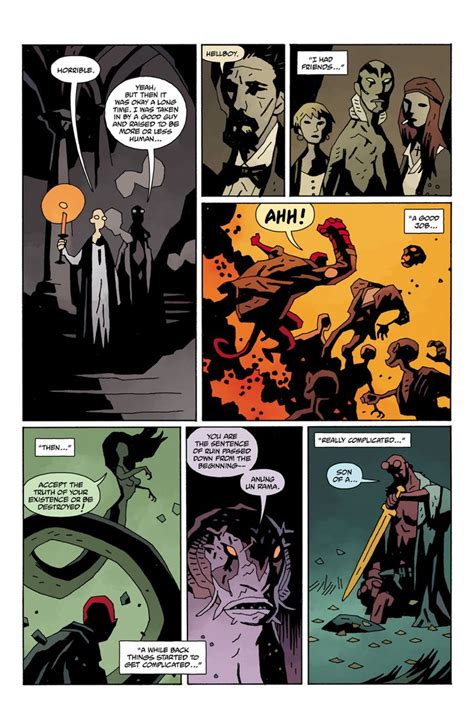 hellboy an assortment of 187 best images about mike mignola on
