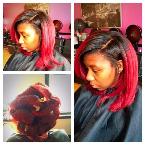 miami updos for women of color natural hair color and silk press yelp
