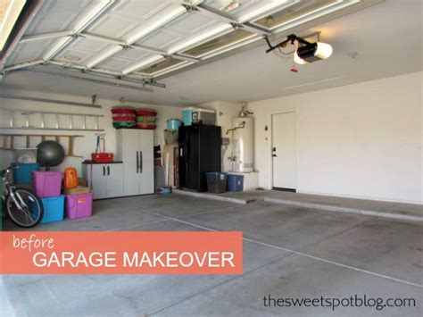 garage make over garage makeover