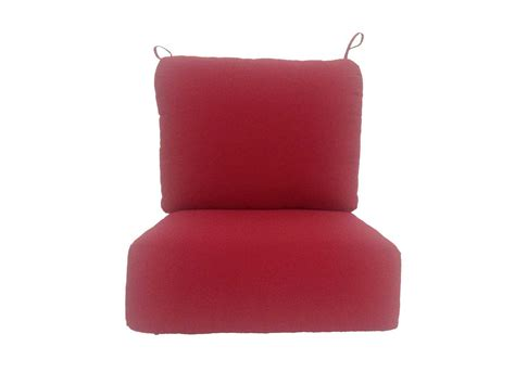 meadowcraft deep seating replacement cushion set md135401