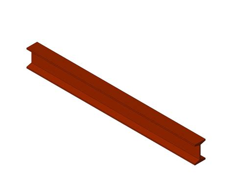 section beam generic structural steel framing bim objects families