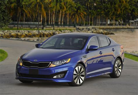 Kia Optima 2012 Price 2012 Kia Optima Review Ratings Specs Prices And Photos
