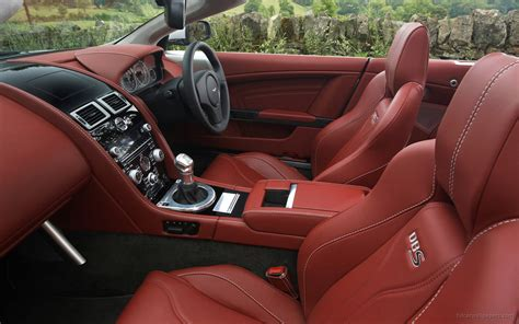aston martin cars interior aston martin dbs volante interior wallpaper hd car
